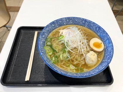 談合坂サービスエリア上りラーメン百蔵
